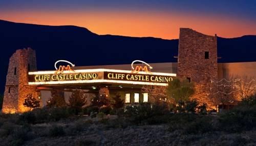Cliff Castle Casino Hotel Cover Picture