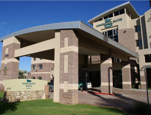 Homewood Suites by Hilton Phoenix Airport South Cover Picture