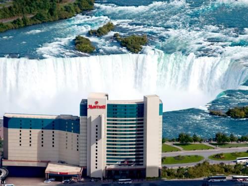 Niagara Falls Marriott Fallsview Hotel & Spa Cover Picture