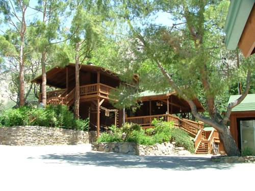 Whispering Pines Lodge Bed and Breakfast Cover Picture