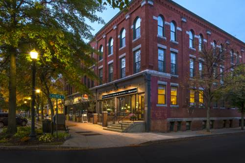 Fairfield Inn & Suites by Marriott Keene Downtown Cover Picture