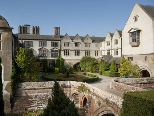 Coombe Abbey Hotel Cover Picture