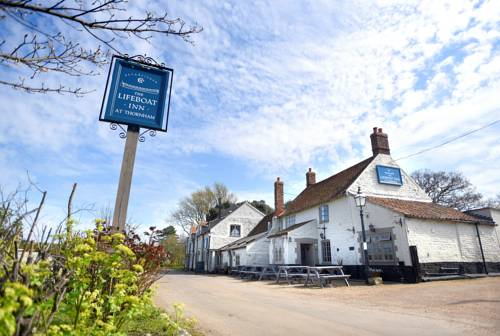 The Lifeboat Inn Cover Picture