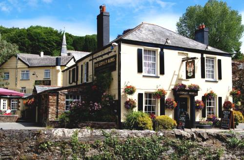 The Copley Arms Cover Picture