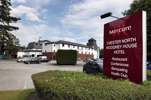 Mercure Chester North Woodhey House Hotel Cover Picture
