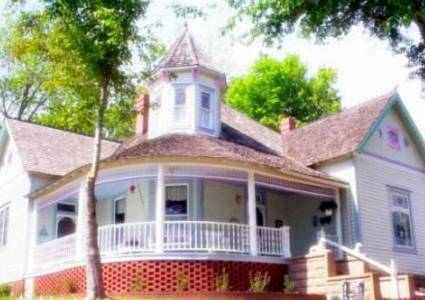 The Queen Anne House Bed and Breakfast Cover Picture