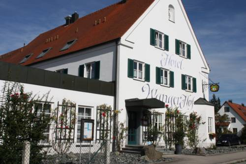 Hotel Gasthaus Wangerhof Cover Picture