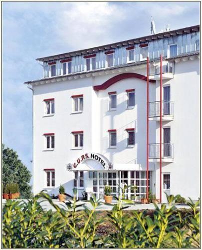 G.U.P.S. Hotel garni Weinheim Cover Picture