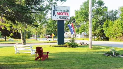 Greenside Motel Cover Picture
