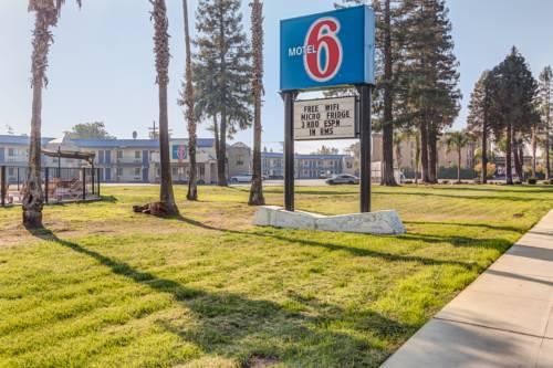 Motel 6 Visalia Cover Picture