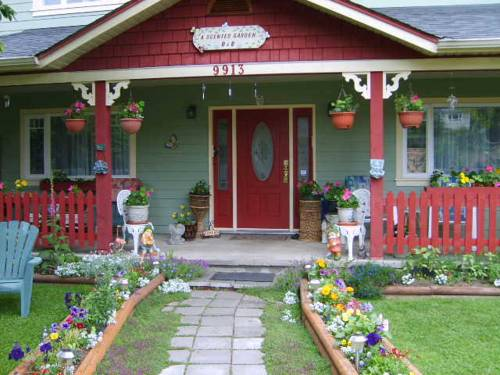 A Scented Garden Bed and Breakfast Cover Picture