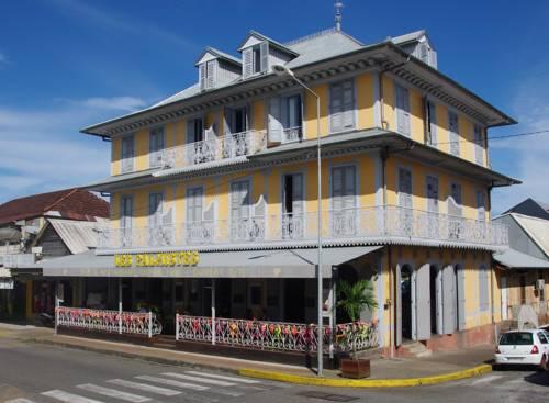 Hôtel des Palmistes Cover Picture