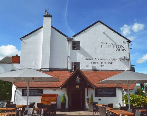 The Littleton Arms Cover Picture