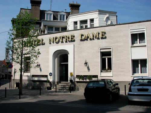 Hotel Notre Dame Cover Picture