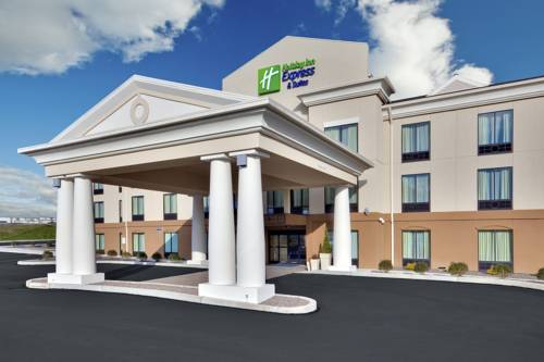 Holiday Inn Express Hotel & Suites Lebanon Cover Picture