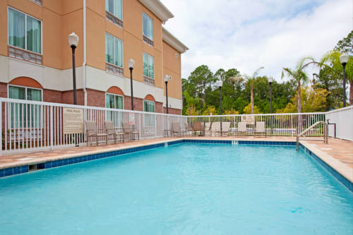 Holiday Inn Express Hotel & Suites Jacksonville North-Fernandina Cover Picture