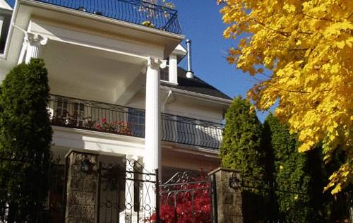 Mozart Guest House Seattle Bed and Breakfast Cover Picture