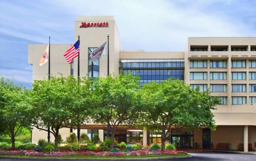 Hanover Marriott Cover Picture