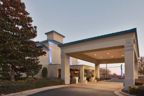 Holiday Inn Express Wilson I-95 Cover Picture