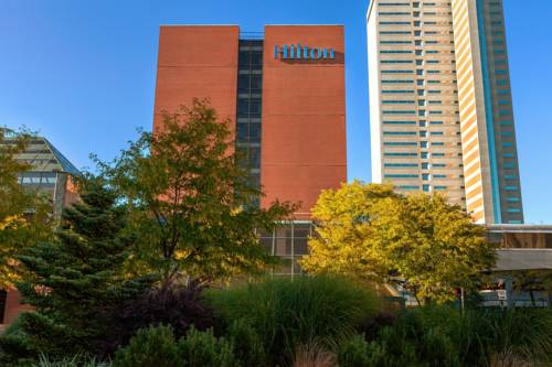 Hilton Fort Wayne at the Grand Wayne Convention Center Cover Picture