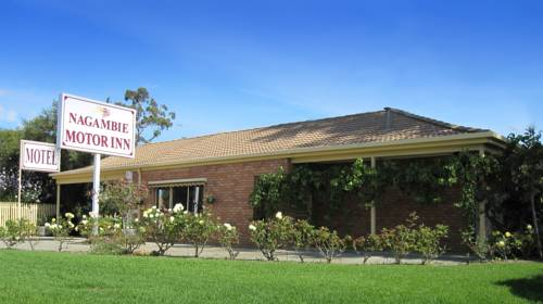 Nagambie Motor Inn and Conference Centre Cover Picture