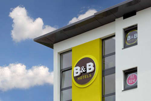 B&B Hotel Baden Airpark Cover Picture