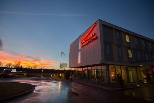 Gardermoen Airport Hotel Cover Picture