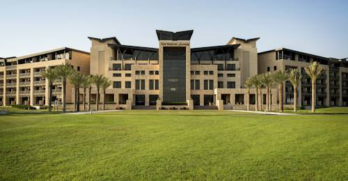 The Westin Abu Dhabi Golf Resort and Spa Cover Picture