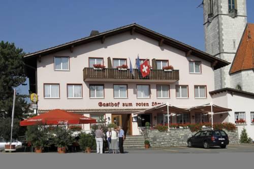 Hotel zum Roten Löwen Cover Picture