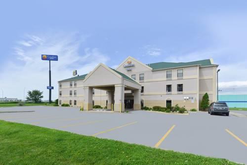 Comfort Inn Walcott near Davenport Cover Picture