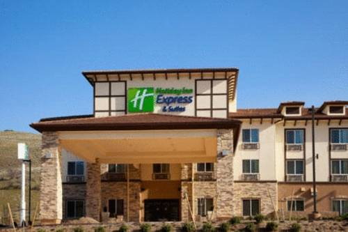 Holiday Inn Express Hotel Frazier Park Cover Picture