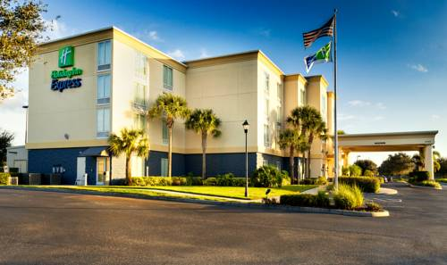 Holiday Inn Express Hotel & Suites Arcadia Cover Picture