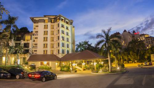 Palm Garden Hotel Cover Picture