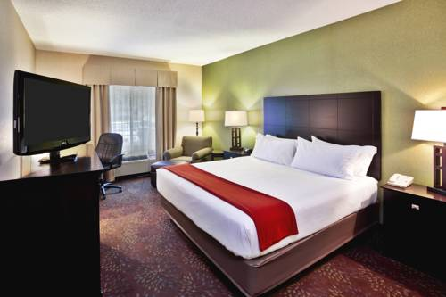 Holiday Inn Express Hotel & Suites Woodhaven Cover Picture