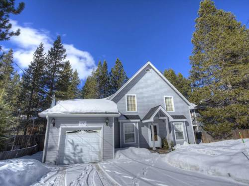 Lake Tahoe Cottage Cover Picture