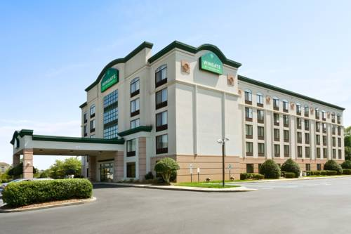 Wingate by Wyndham Greensboro Cover Picture