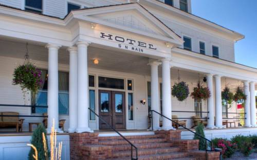 The Sacajawea Hotel Cover Picture