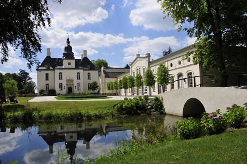 Hotel Schloss Gartrop Cover Picture