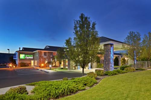 Holiday Inn Express Lewiston Cover Picture
