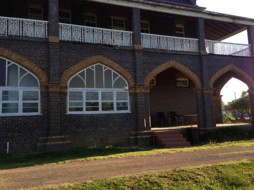 The Convent Glen Innes Cover Picture