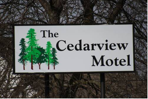 The Cedarview Motel Cover Picture