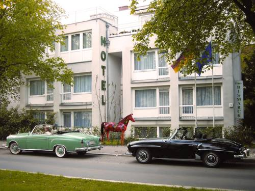 Hotel Haus Bismarck Cover Picture
