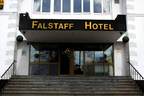 The Falstaff Hotel Cover Picture