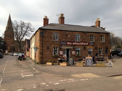 The Wheatsheaf Cover Picture