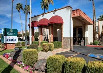 Suburban Extended Stay Hotel Tempe Cover Picture