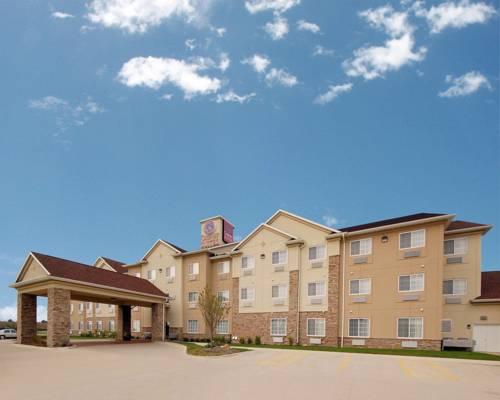 Comfort Suites Cedar Falls Cover Picture
