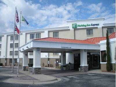 Holiday Inn Express Jacksonville Cover Picture