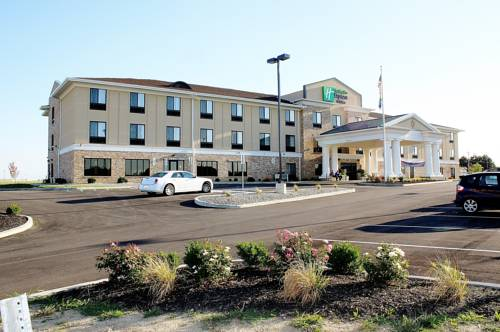 Holiday Inn Express & Suites Greenfield Cover Picture