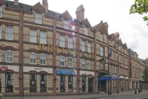 Britannia Hotel Wolverhampton Cover Picture