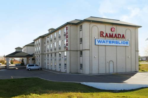 Ramada Inn & Suites Red Deer Cover Picture
